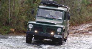 Au bonheur des amoureux Land Rover