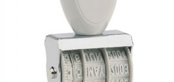 Personnalisation de tampon encreur